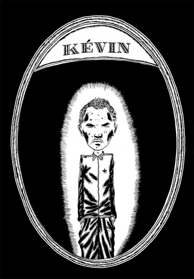 Kévine